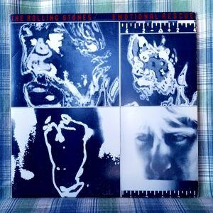 Rolling Stones Record lp Vinyl